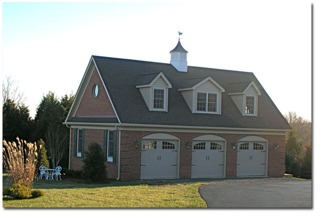Cupolas For Garages